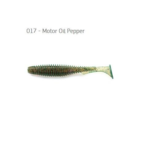 """FishUp U-Shad  2.5"""" pack 9 pcs"""