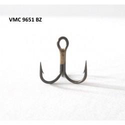 VMC 9651 Treble Hooks  - 4 pcs.