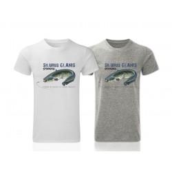 Silurus Glanis Spinning T-Shirt