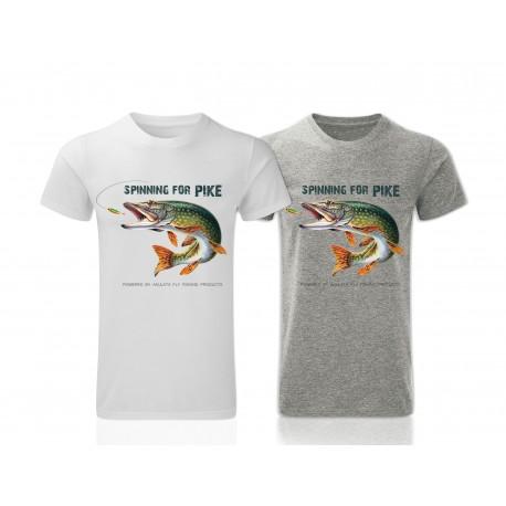 Pike Spinning T-Shirt