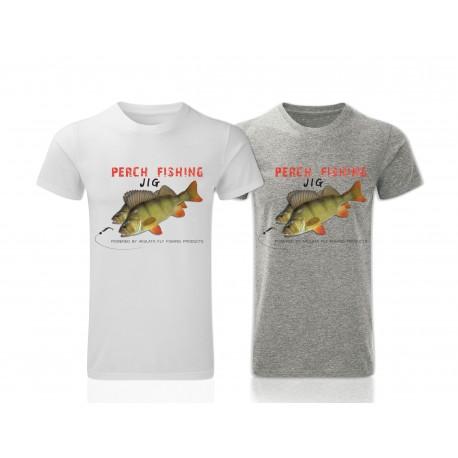 Perch Jig Fishing T-Shirt
