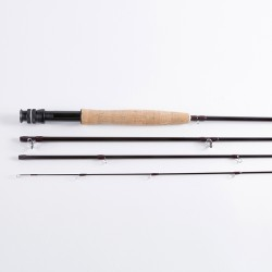 "BFC Discovery Fly Rod 8'6"" class 4  4pc"