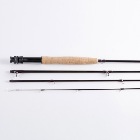 """BFC Discovery Fly Rod 8'6"""" class 4  4pc"""