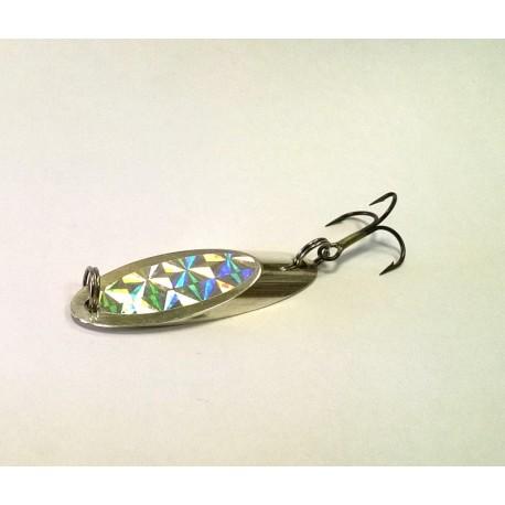 Castmaster Silver Iris 5 cm, 15g