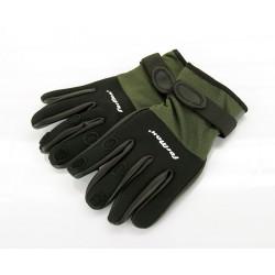 Formax Неопренови Ръкавици Зелено/Черни