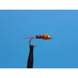 Gold Head Pheasant Tail Nymph - 4 бр.