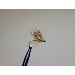 Deer Hair Caddis, Lt. Brown - 4 бр.