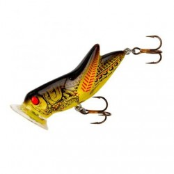 Rebel CRICKHOPPER POPPER 4.5 cm 4.2 gr Yellow