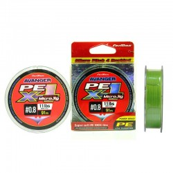 Avenger PEX4 Micro Jig  (Fluo Gree)