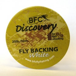 BFC Discovery Fly Backing 20lb / 50m