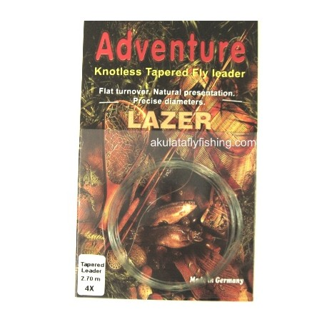Lazer Adventure Leader