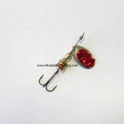 Tondo Silver Alpha Red