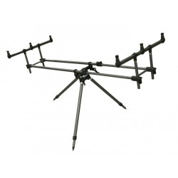 Rod Pod Carbon Mesh 3 Rods